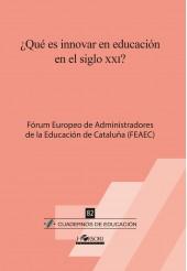 ¿Qué es innovar en educación?
