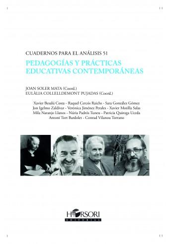 Pedagogías y prácticas educativas contemporáneas