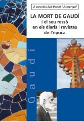 La mort de Gaudí i el seu ressò en els diaris (Escaneado)